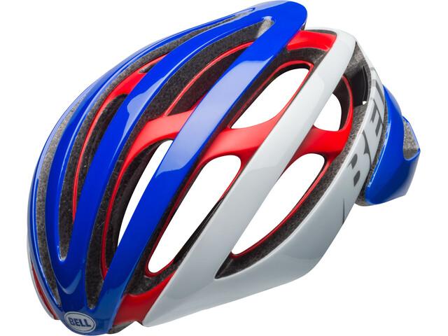 Bell Zephyr MIPS - Casque de vélo - rouge/bleu